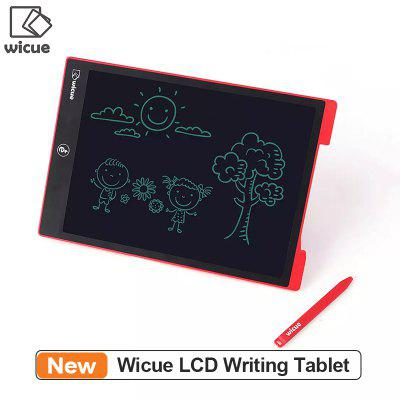 12 inch Wicue LCD Writing Tablet Handwriting Board Electronic Drawing Imagine Graphics Pad for Kid Office Handwriting Board