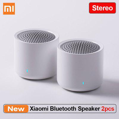 Xiaomi Portable Bluetooth Speaker Wireless Stereo Bluetooth 5.0 Speakers Long Time Standby with MIC Handsfree Function Speaker