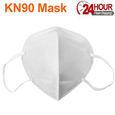 KN90 Mask Disposable Breathable Non-medical Masks Face Mask Anti-Dust Safety Protective Mask