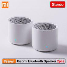 Xiaomi Portable Bluetooth Speaker Wireless Stereo Bluetooth 5.0 Speaker Standby Lama dengan MIC Handsfree Function Speaker