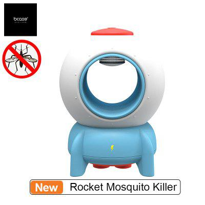 Bcase Rocket Mosquito Killer USB Electric UV Light Photocatalyst Mosquito Repellent Killer Lamp Trap for Baby Kids