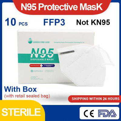 N95 FFP3 Mask Disposable Mask With CE FDA Certificate Protection Mask not KN95 Masks
