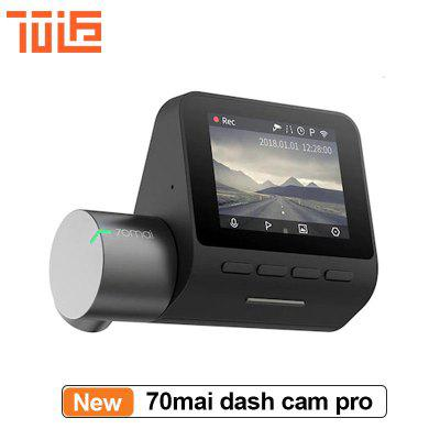 70mai Dash Cam Pro Car DVR Camera From Xiaomi Youpin Image
