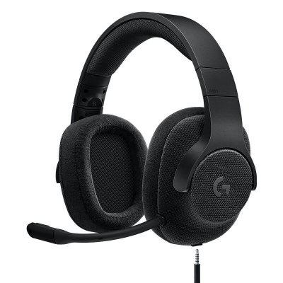 Logitech G433 Wired Headphones Professional Gaming Headset 7.1 Surround with MIC for All Gamer PC PS4 PS4 Nintendo Headset