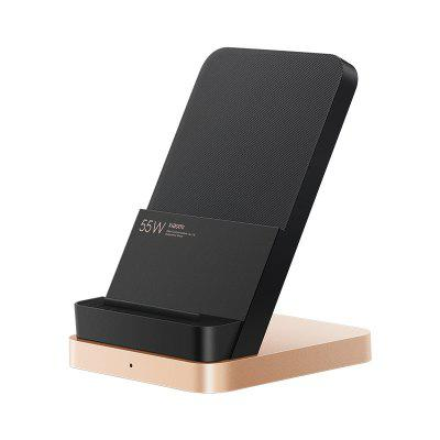 New Xiaomi 55W Wireless Charger Max Vertical air-cooled wireless charging Support Fast For Phone Qi