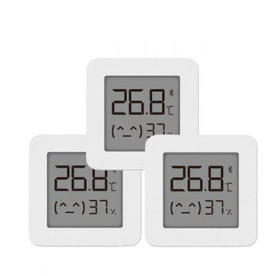 Mijia Bluetooth Thermometer 2 Wireless Smart Temperature Humidity Sensor Digital Hygrometer Thermometer with Mijia APP xs 7580se 433 frequency wireless temperature transmitter wireless temperature sensor wireless sensor