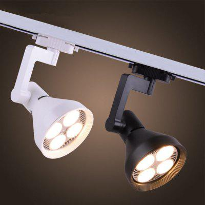 24W COB LED Track Light Spot Light Ceiling Mounted Rail Track Lamp