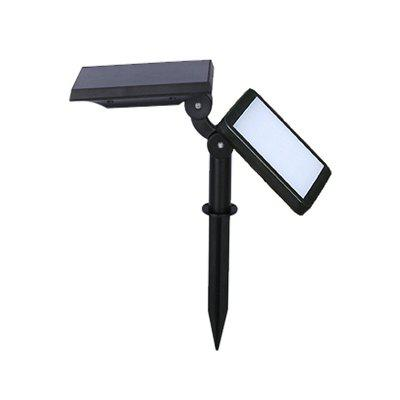 New Design 48 LED Outdoor Waterproof Garden Solar Landscape Spotlights Lawn Light