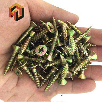 M3.5 20MM 1000pcs Cement Board Screws Cross Head Hard Self-tapping Screw Plasterboard Screw