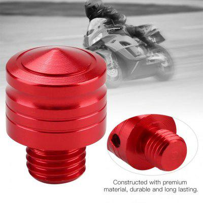 10mm Motorcycle Modified Rearview Mirror Seat Decorative Screw Caps Cover For Yamaha Car Accessories