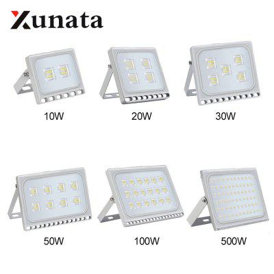 LED Spotlight Led Flood Light Outdoor LED Floodlights 220V Waterproof Ip65 Led Reflector Lighting