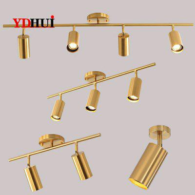 Spotlight Led Track Lamp Ceiling Bronze Track Lighting