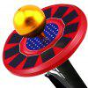 Camping Light Solar Powered Lamp Flag pole Flagpole top Waterproof LED light with Poth
