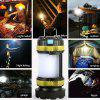 Camp Lamp LED Camping Light USB Rechargeable Flashlight Dimmable Spotlight