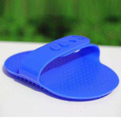 Pet Dog Cat Bath Brush Comb Rubber Glove Hair Fur Grooming Massaging Massage Pet Shower Dog Brush