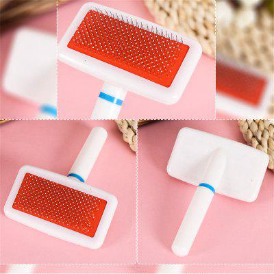 Multi-purpose Needle Comb for Dog Cat Yokie Puppy Pets Comb Brush Dog Hair Remover Rake Comb Pet