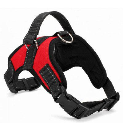 Heavy Duty Dog Harness Vest Pet Collar Adjustable Padded Extra Big Large Medium Small Dogs Supplies