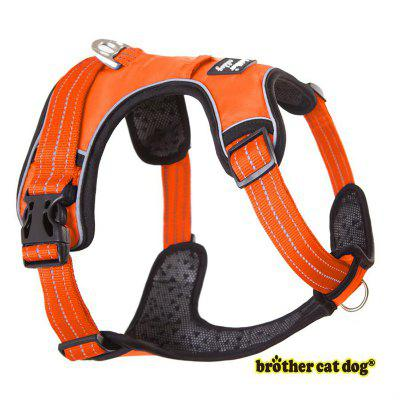 Dog Harness For Dogs Training Vest Medium Big Dogs Adjustable Outdoor Protective Harness