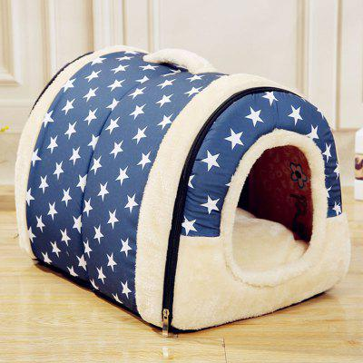 Dog Pet House Products Dog Bed for Dogs Cats Small Animals Bed
