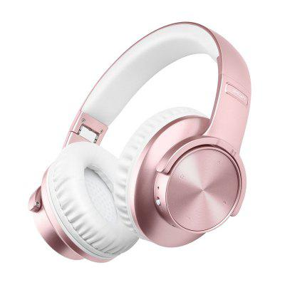 B8 Bluetooth 5.0 Headphones Touch Control Wireless Headphone with Mic Over Ear Earphone TF Headset