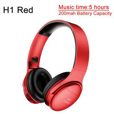 Bluetooth Headphones Wireless Earphone Over  Ear Noise HiFi Stereo Canceling Gaming Headset with Mic
