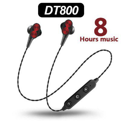 Wireless Bluetooth Earphone Wireless Headphones Double Driver Earbuds Surround Sound