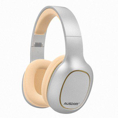 Headphone Over Ear Wired Wireless Headphones Foldable Bluetooth 5.0 Stereo Headset with Mic
