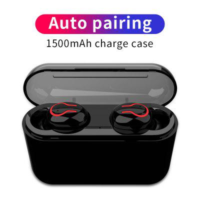 Bluetooth 5.0 Earphones TWS Wireless In-ear 3D Stereo Sound Sports Earbuds Auto Pairing Headset