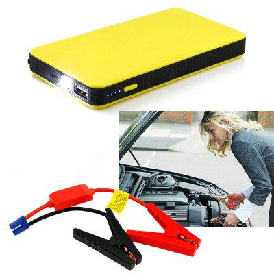Car Jump Starter Power Bank Mini Portable Power Bank 12V 8000mAh