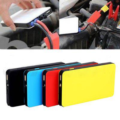 12V 8000mAh Mini Portable Power Bank Auto Jumper Engine Battery Car Emergency Accessories