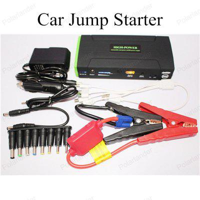Emergency Car Battery Booster Pack Vehicle Jump Starter Car Jump Starter Power Bank