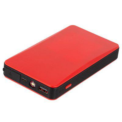 12V Muti-fuction Mini Portable Auto Engine Battery Charger Power Bank Car Booster Battery