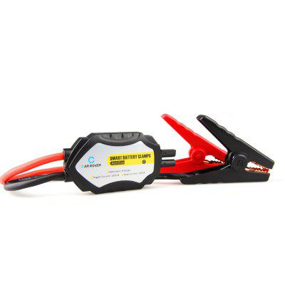 12V Car Jump Starter Car Emergency Jump Starter Clamp Storage Battery Anti-reverse Clip