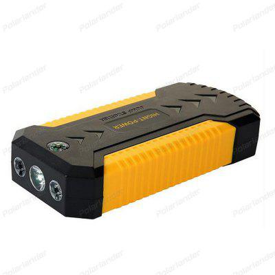 Car Jump Starter Power Bank 12V Emergency Tool Car Battery Booster