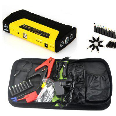 5 in 1 Multi Function Jump Starter Portable Jumper Box Mini 12V 600A Power Bank