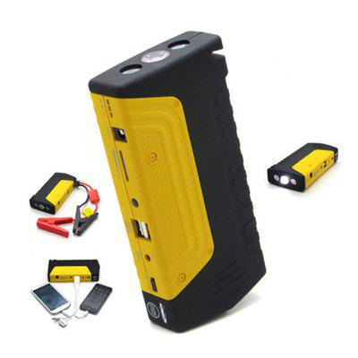 5 in 1 Multi Function Pocket Jump Starter 12V 600A Small Rechargeable Lithium Ion Battery Power Bank