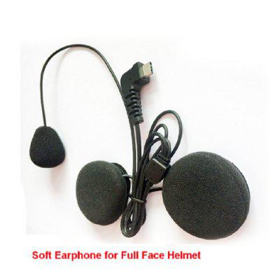 Type-C USB Microphone Speaker For BT-S2 BT-S3 Motorcycle Bluetooth Intercom