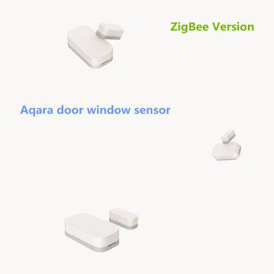 Original Hot Xiaomi Aqara Door Window Sensor Zigbee Wireless Connection Smart door sensor Work