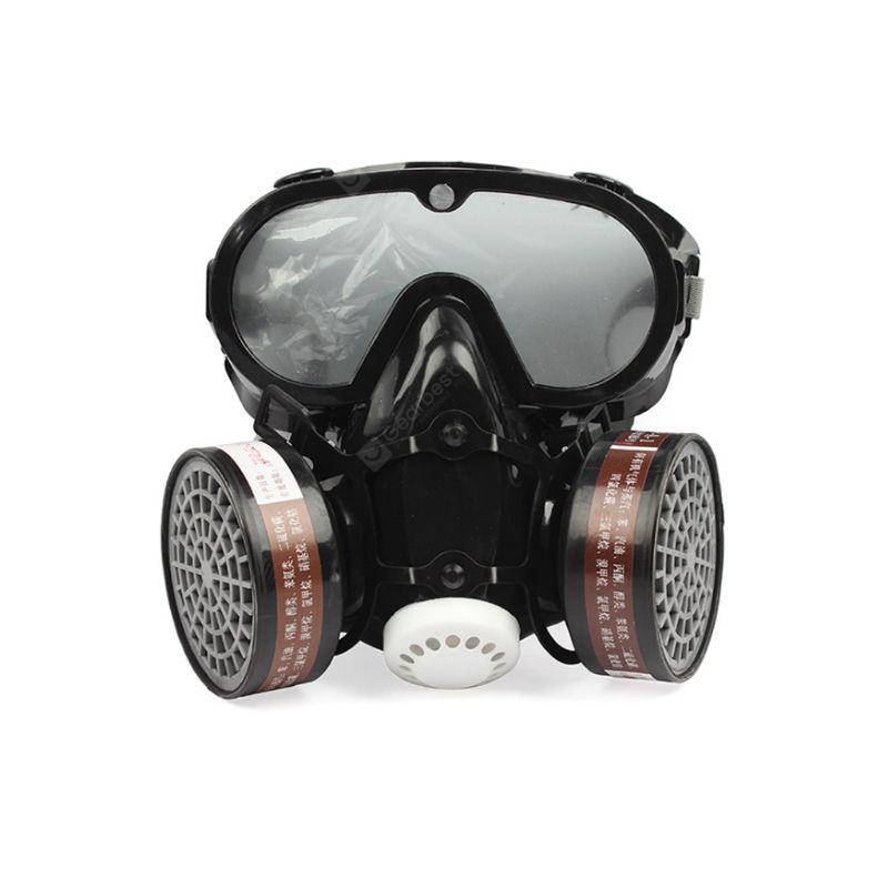 2 in 1 Anti-toxin Goggle Eyes Nose Mouth