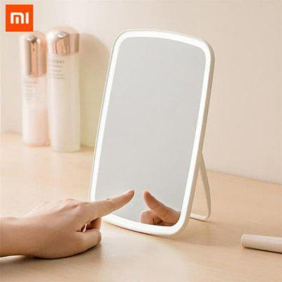 New Original xiaomi Mijia Intelligent portable makeup mirror desktop led light