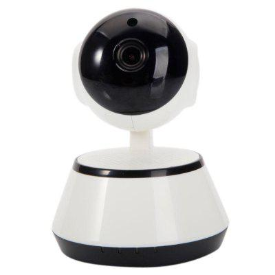 720p IP Camera Night Vision Gimbal Indoor Wireless Surveillance Camera for Home Security Baby Pet