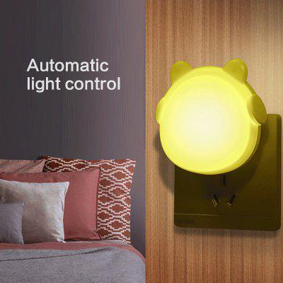 Intelligent Light-operated Automatic Sensor Night Light  Children Lamp Bedroom Night Light