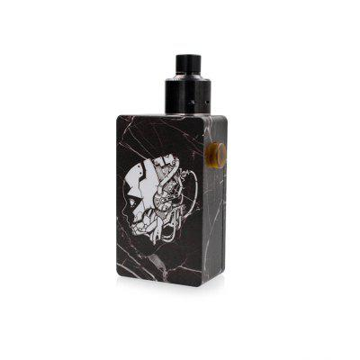 Hadaly Squonk BF Mod Vape Kit Electronic Cigarette Bottom Feeding Box Mod DIY Squonking Mech RDA