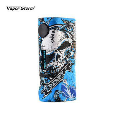 Vapor Storm Eco Pro 80w TC Variable Wattage Box Mod use 18650 Battery for 510 Tank Atomizer Vape Kit
