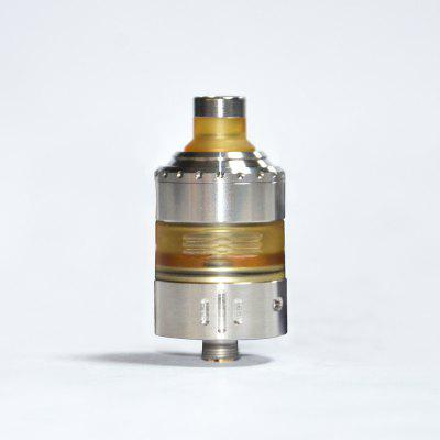 Hussar Project X MTL RTA Atomizer Electronic Cigarette Vape 22mm Diameter DIY Tank for 510 Box Mod