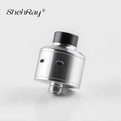 Shenray Citadel RDA E Cigarette Vape 22mm Hadaly V4 Mechanical Rebuildable Atomizer for 510 Bod Mod