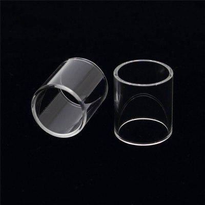 Clear Replacement Glass Tube 22mm Diameter x 28mm Height for Kayfun V5 RTA Atomizer