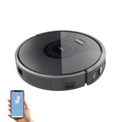 ABIR X5 Robot Vacuum Cleaner with Wifi APP Map Navigation Smart Memory Remote Upgrade