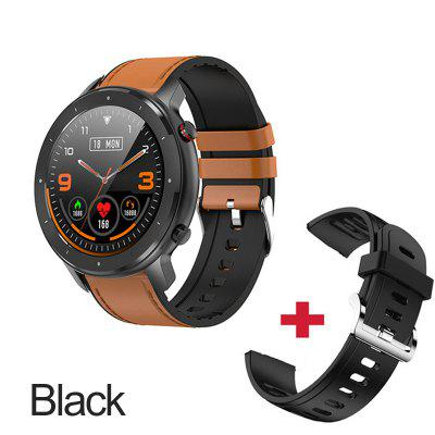 Smart Watch ECG 1.3 Inch IP68 Waterproof Bracelet