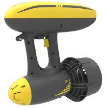Water Scooter MagicJet Electric Motor Underwater Sea Scooter with 3 Gopro Mounts for Scuba Diving Snorkeling